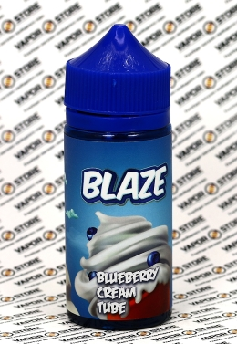 Blaze - Blueberry Cream Tube
