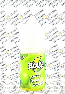 Blaze - Apple Kiwi Splash (SALT)