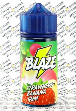 Blaze - Strawberry Banana Gum