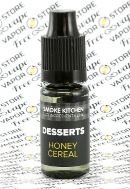 SmokeKitchen Desserts - Honey Cereal