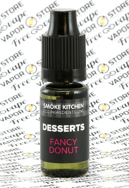 SmokeKitchen Desserts - Fancy Donut