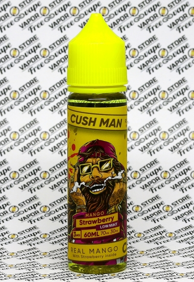 Nasty Juice Cush Man - Mango Strawberry фото 2