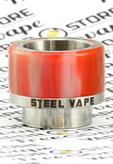 SteelVape 810 Resin DripTip фото 1