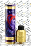 Coilart Mage Tricker kit MechMod